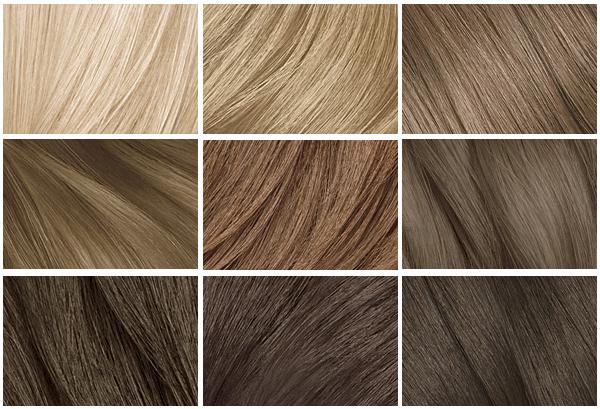 определить цвет волос по фото онлайн бесплатно