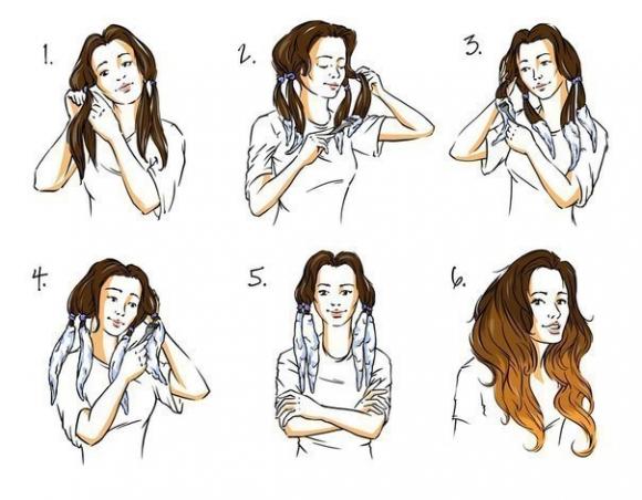 Как покрасить волосы в домашних условиях с пошагово