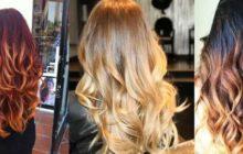 Виды окрашивания волос: современные и традиционные способы