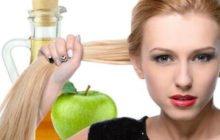Как ополаскивать волосы уксусом — советы и рекомендации